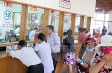 Nam Dinh souhaite étendre la couverture de l'assurance santé