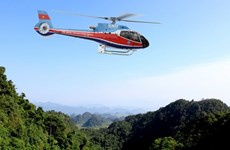 Perte de contact avec un hélicoptère dans la province de Ba Ria-Vung Tàu