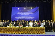 Colloque international sur les sciences sociales Vietnam-Laos-Cambodge