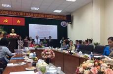 Les femmes de Ho Chi Minh-Ville et de Vientiane renforcent leur coopération