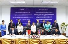 Vietnam et Laos renforcent la coopération dans les sciences