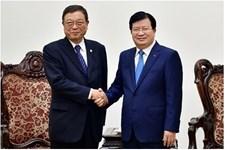 Devnet et la mise en oeuvre du modèle japonais de coopérative au Vietnam