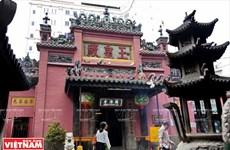 L'ancienne pagode Ngoc Hoàng et ses statues de papier mâché