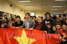 L'image du Vietnam promue en Argentine