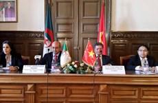 Promotion de coopération économique Vietnam-Algérie