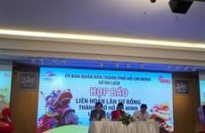 Première : Festival du licorne, du lion et du dragon à Hô Chi Minh-Ville