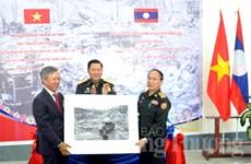 Le Vietnam offre 100 photos et cartes sur la Piste Hô Chi Minh au Laos