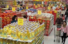 L'indice des prix à la consommation d'octobre en hausse de 0,83% en un mois