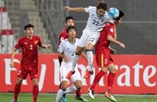 Championnat U19 d'Asie : le Vietnam perd devant le Japon