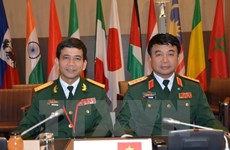 Le Vietnam à la Réunion ministérielle sur le maintien de la paix en environnement francophone