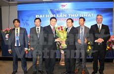 Premier congrès de l'Union des associations des Vietnamiens en Europe