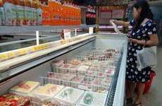 Hausse des prix dans huit groupes de marchandises à Ho Chi Minh-Ville
