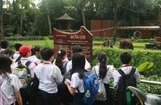 Leçons en plein air à Hô Chi Minh-Ville