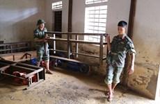 Quang Binh : après les crues, l'entraide