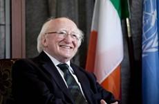 Le Président de l'Irlande effectuera une visite d'État au Vietnam