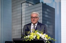 Le ministre allemand des Affaires étrangères se rend à Ho Chi Minh-Ville