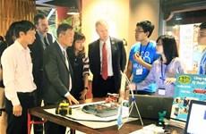 Les Etats-Unis soutiennent le mouvement de l'innovation au Vietnam