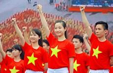 Fierté envers le drapeau national