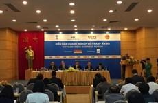 Forum d'affaires Vietnam-Inde à Hanoi