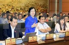 Des électeurs souhaitent un changement positif dans la restructuration économique