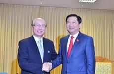 Le Japon assistera Ho Chi Minh-Ville dans l'application du nouveau modèle PPP