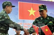 Le Vietnam et la Chine organisent un premier exercice contre le terrorisme