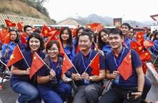 Ouverture du 3e Festival de la jeunesse Vietnam-Chine
