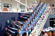 Le bateau de la jeunesse ASEAN-Japon attendu à Ho Chi Minh-Ville