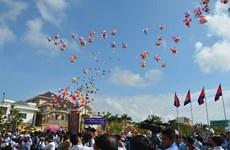 Le Cambodge célèbre le 63e anniversaire de sa fête nationale