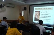 L'organisation Amphore en mission médicale à Hanoï