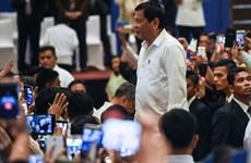 Le président philippin en visite en Malaisie