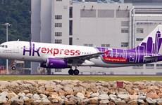 Atterrissage du vol direct de Hongkong (Chine) à Cam Ranh