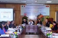Renforcement de la coopération et de l'amitié Vietnam-Italie