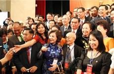 Hô Chi Minh-Ville : 500 Viêt kiêu réunis pour la 3e Conférence des Vietnamiens de l'étranger