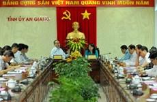La province d'An Giang engagée à accélérer la restructuration agricole