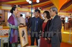 Le Vietnam participe à une foire internationale en Inde