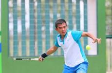 Tennis : Ly Hoang Nam fait un bond à la 610e place mondiale