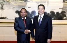 Chine-Laos : coopération dans la lutte contre le terrorisme et la drogue
