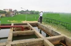 La province de Bac Ninh se met à l'eau propre