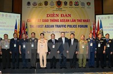 Ouverture du premier forum de la police de la route de l'ASEAN