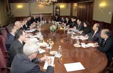 Le partenariat stratégique intégral Vietnam-Russie en développement dynamique