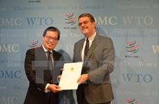Le directeur général de l'OMC apprécie les acquis socioéconomiques du Vietnam