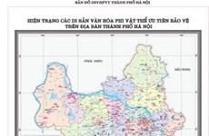 Hanoï : publication du premier atlas sur les patrimoines culturels immatériels