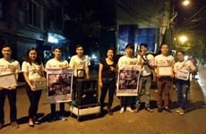 Des jeunes Hanoïens au cœur et à la voix d'or