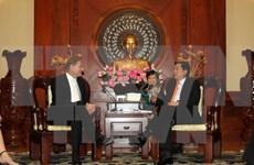 Renforcement de la coopération entre Hô Chi Minh-Ville et Leipzig