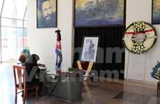 Des Vietnamiens au Mexique rendent un hommage au leader cubain Fidel Castro