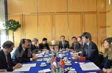 Vietnam et France renforcent leur coopération dans l'information et la communication