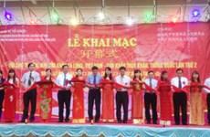 Ouverture de la foire commerciale internationale Vietnam-Chine