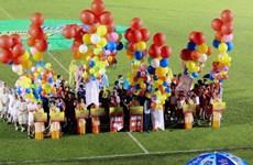 Huit équipes en lice au tournoi international de football BTV Cup 2016
