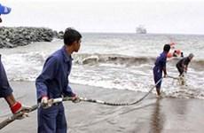 L'APG, le plus grand câble sous-marin d'Asie, entrera en service